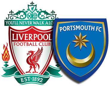 liverpool v portsmouth