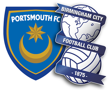 portsmouth v birmingham city