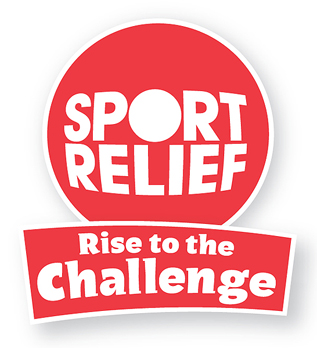 sport relief rise to the challenge
